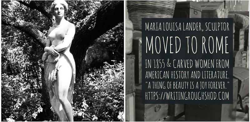 MARIA LOUISA LANDER #100travelHERS