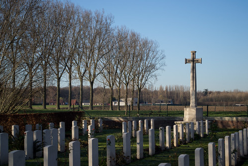 Belgium Hospital Farm Cemetery (#0331)