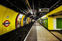 Charing Cross Abandoned Platform