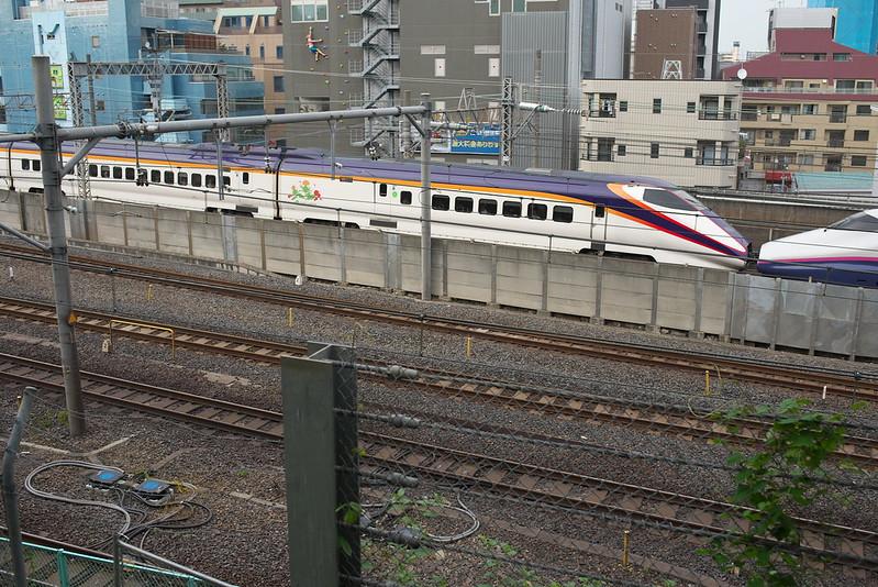 Tokyo Train Story 山形新幹線 2015年6月14日