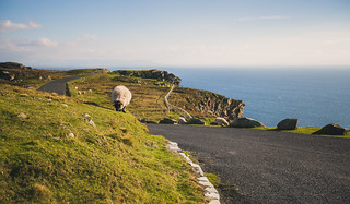 The Road to Slieve League