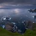 Falaises d'Hermaness #3 [ Unst ~ Îles Shetland ] by emvri85
