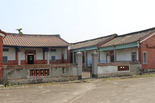 台中南屯舊稱犁頭店,至今仍保有完整的農村聚落。