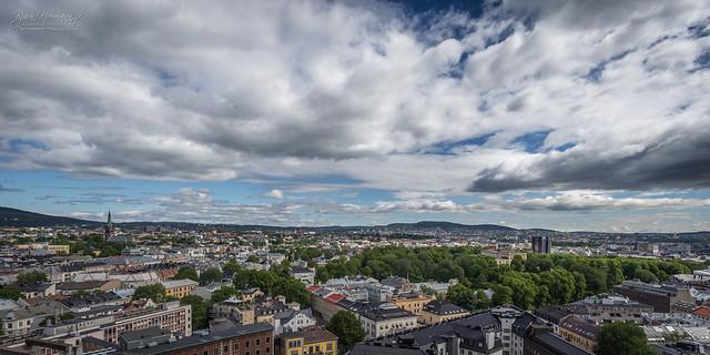 Oslo Skyline II