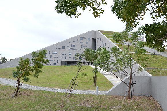 台東大學知本校區圖書館36