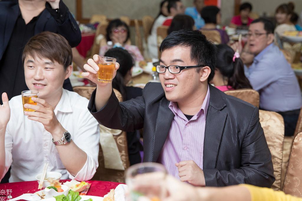 婚禮紀錄-高雄-展誠&鳳綿-文定午宴 X 吉喜海鮮餐廳 (71)