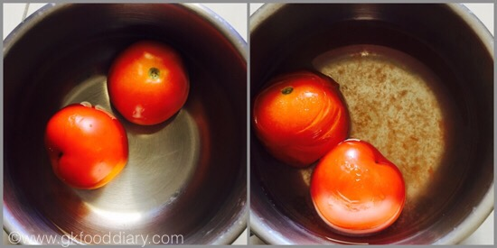 Tomato Rasam for Babies - step 1