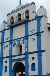 Tenejapa Church