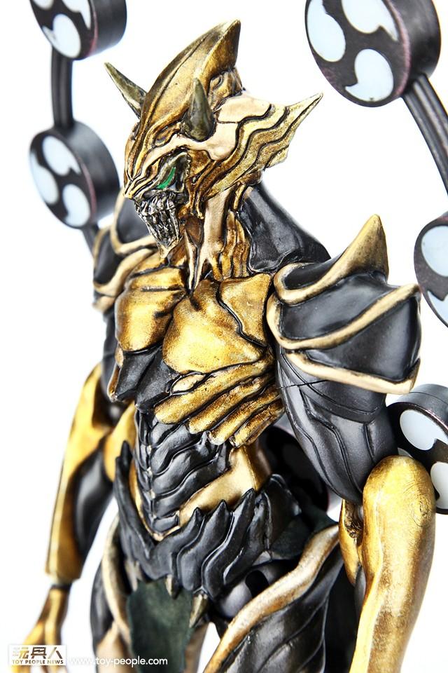 Gums Productions × Khem Pavee【雷神。金色限定版】Raijin 1/6 比例作品 開箱報告