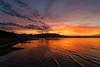 August Tahoe Sunset