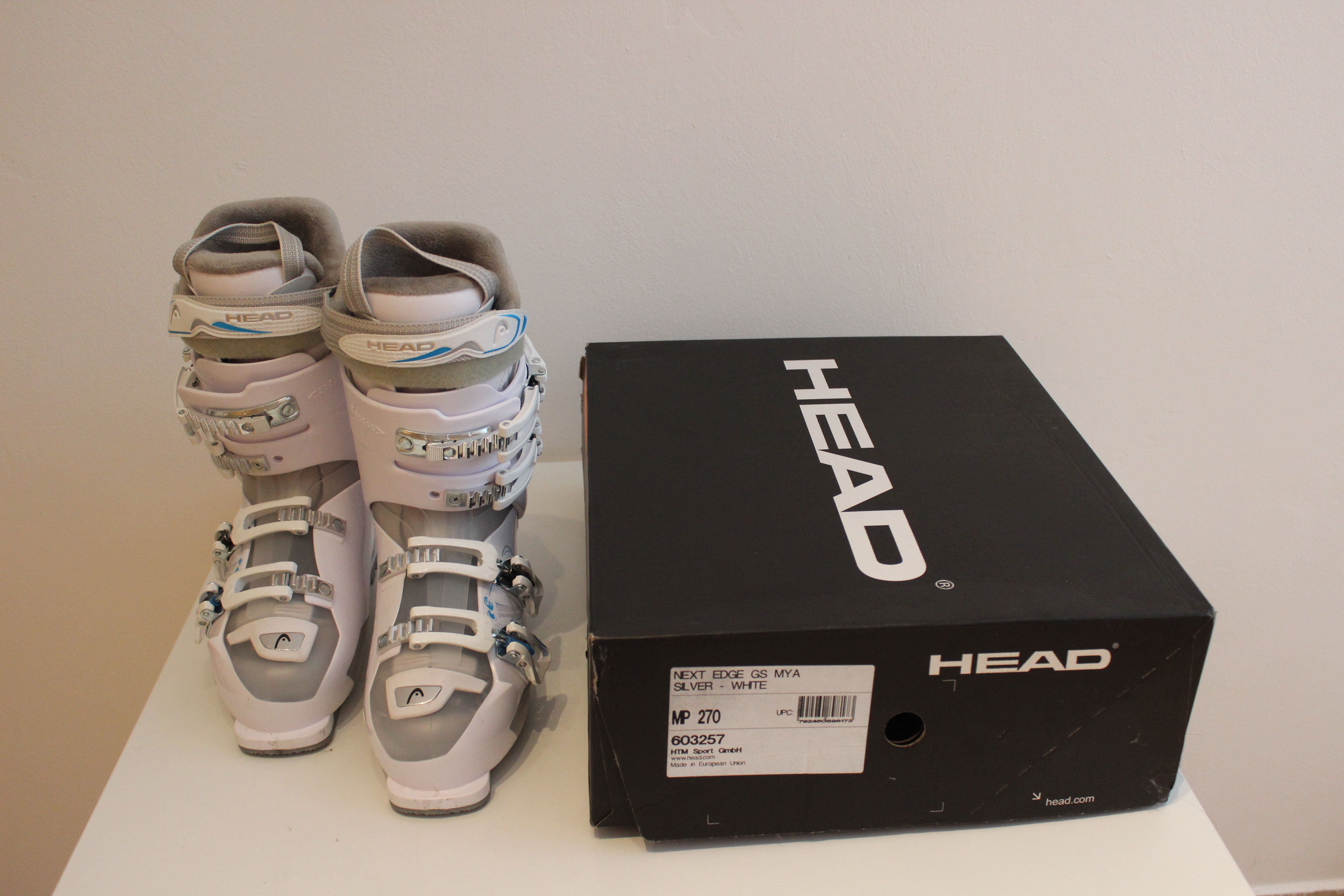 Lyžařské boty HEAD vel. 42 - Bazar - SNOW.CZ 03d40dfd68