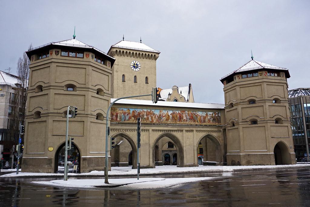 Hotels Near Ostbahnhof Munich