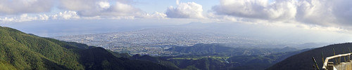 Yilan from above