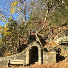 Wissahickon walk Nov 2016