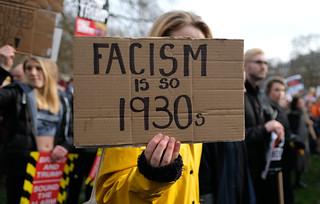 Fascism is so 1930s.