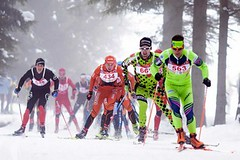 Karlův běh České spořitelny 2017: druhý nejstarší závod na běžkách vsrdci Krušných hor