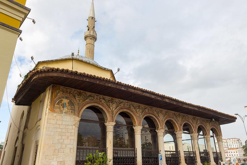 Et'hem Bey Mosque - Tirana