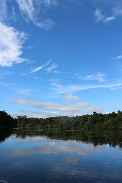 Río igaraparaná