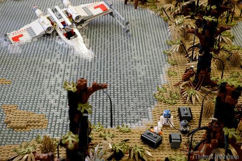 STAR WARS EPISODE V: LEGO Dagobah