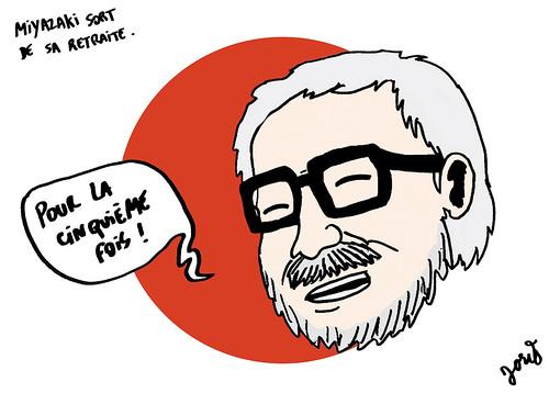 18_Miyazaki sort de sa retraite