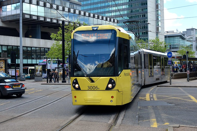 Manchester Metrolink.