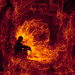 Electroluminescent fire by - Hob -