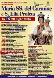 Conversano- Maria SS del Carmine e S. Elia Profeta