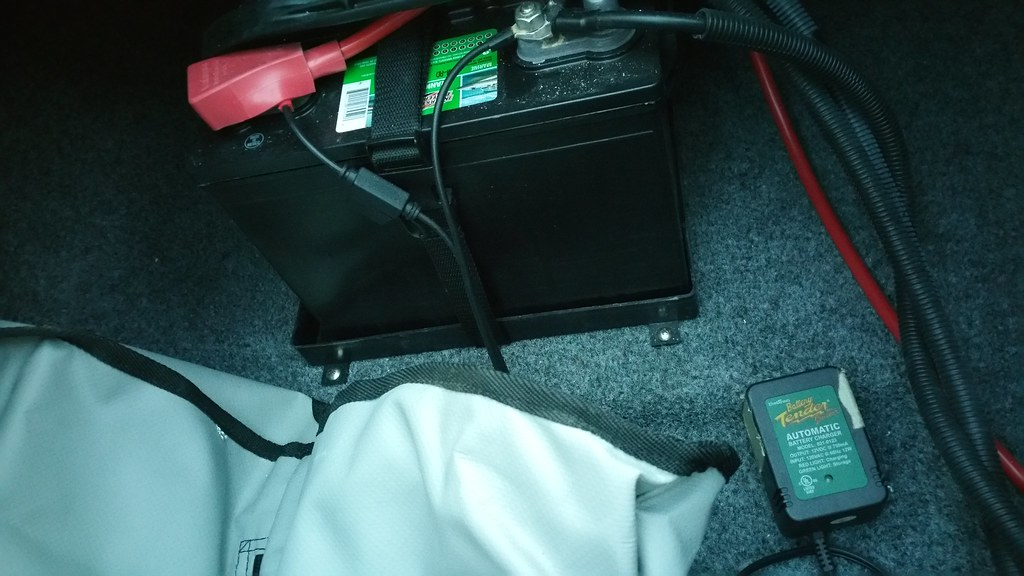 Battery tender charging jet boaters community forum img sciox Choice Image