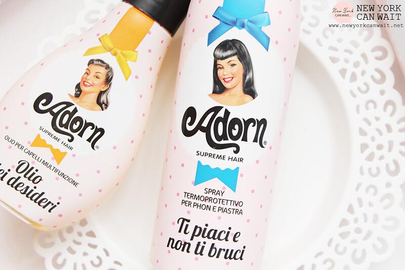 Adorn Supreme Hair - Ti piaci e non ti bruci