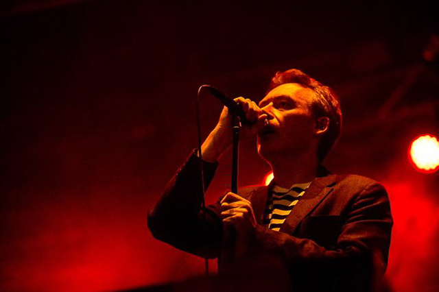 The Jesus and Mary Chain - NOS Alive'15