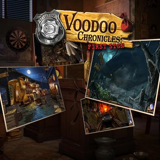 Voodoo Chronicles First Sign