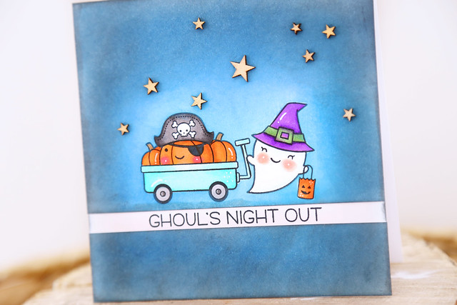 ghouls night out {lawn fawn}
