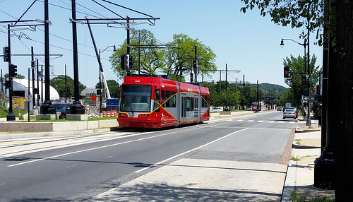 DC Streetcar on Benning Road