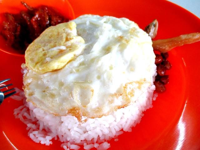 YummyKafe nasi lemak biasa