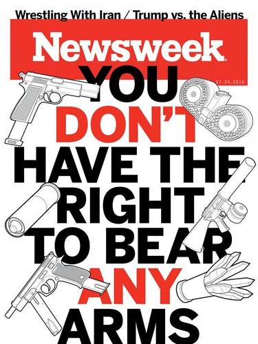 newsweek guns