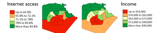 Digital Divide in San Antonio