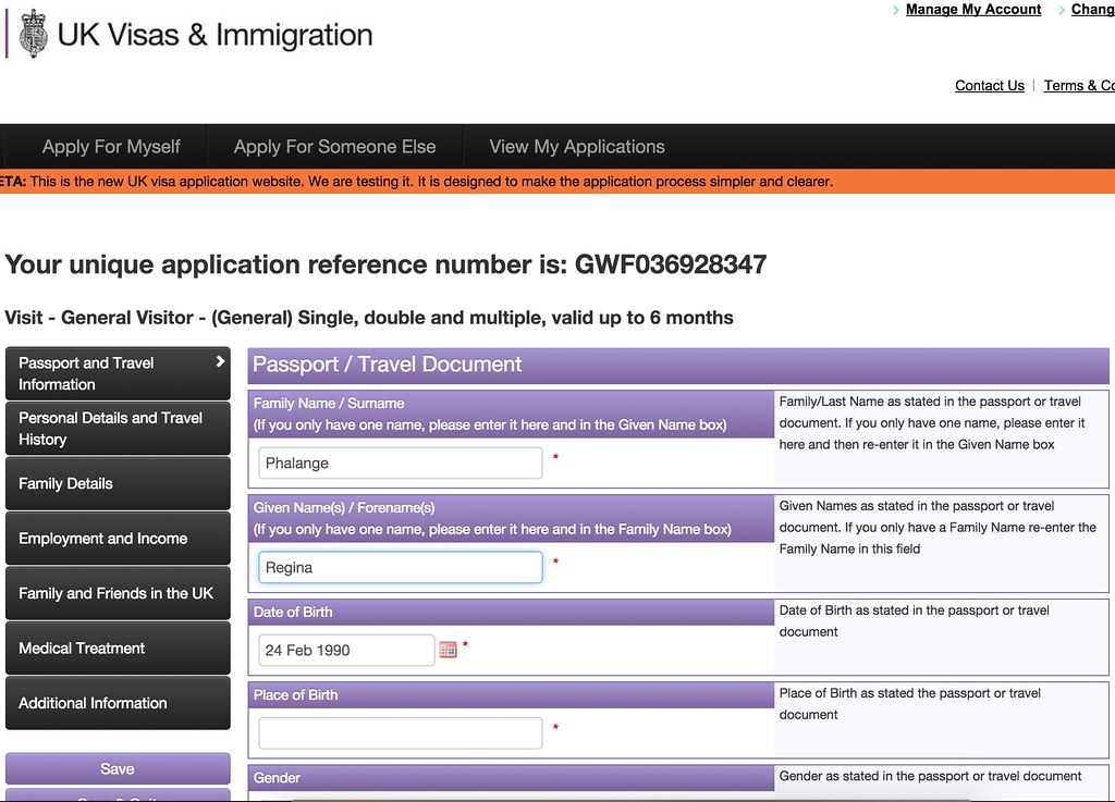 How to Apply for a UK Tourist Visa in the Philippines