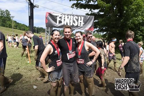 Warrior Dash 2015