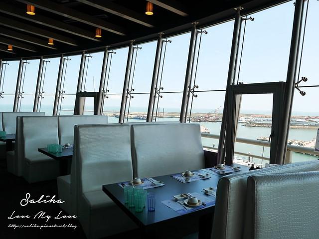 桃園航空港360度旋轉餐廳 (4)