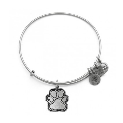Alex & Ani Dog Bangle
