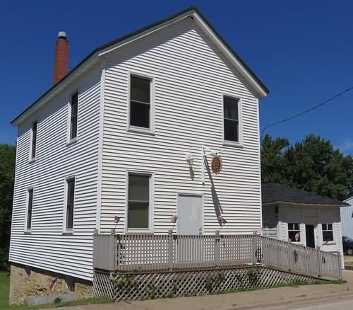 American Legion Post #5 (Patch Grove, Wisconsin)