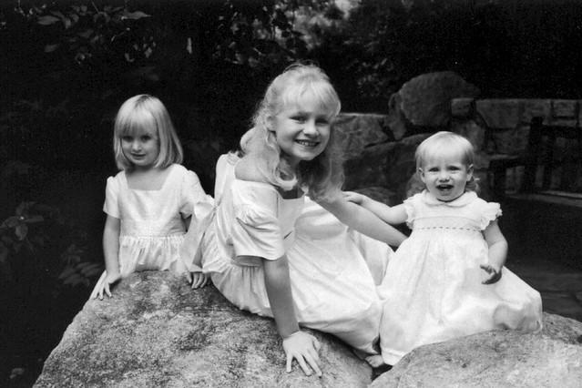 Lucy,Kate,Caroline
