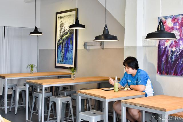Old Hen Cafe (Owen Road)