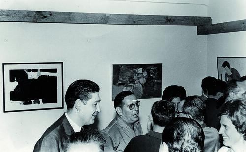 1965 Margo erakusketa