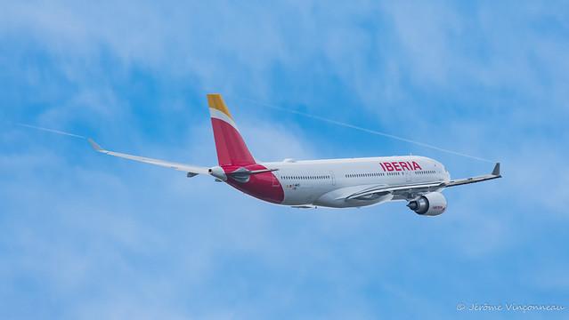 A330 Iberia F-WWCR msn 1761