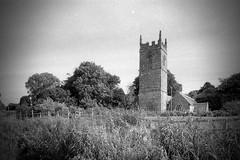 St Erth Church [Olympus OM10]