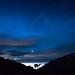 Night Guanaco by Mikko Lagerstedt