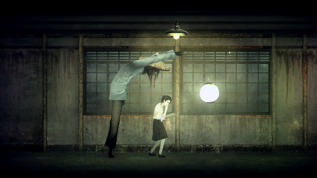 Taiwan indie horror game Detention