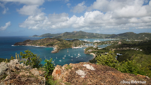 antigua shirleyheights ocean sea caribbean blue