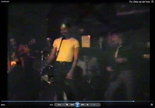 Freddie Mercury live con i Taxi @ Criclewood - 1982